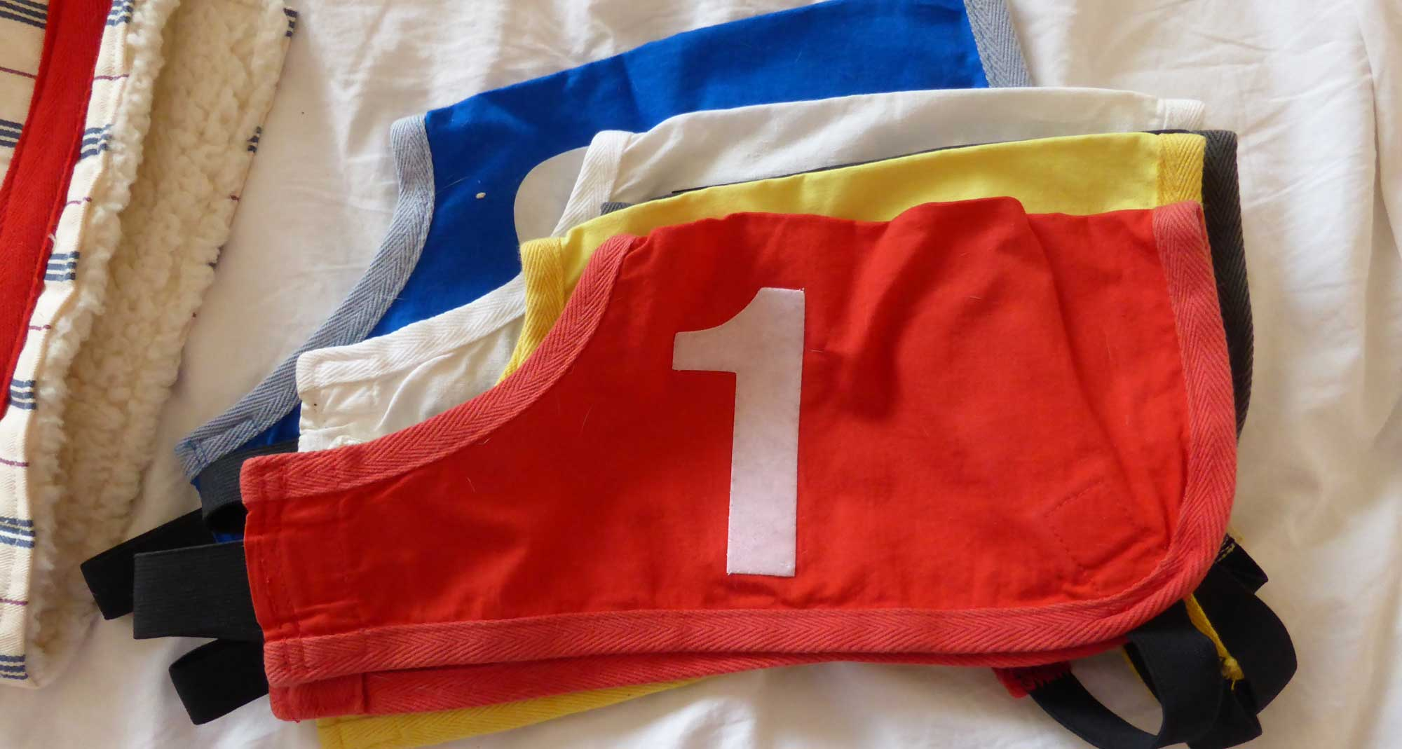 WCRA Whippet Racing Jackets